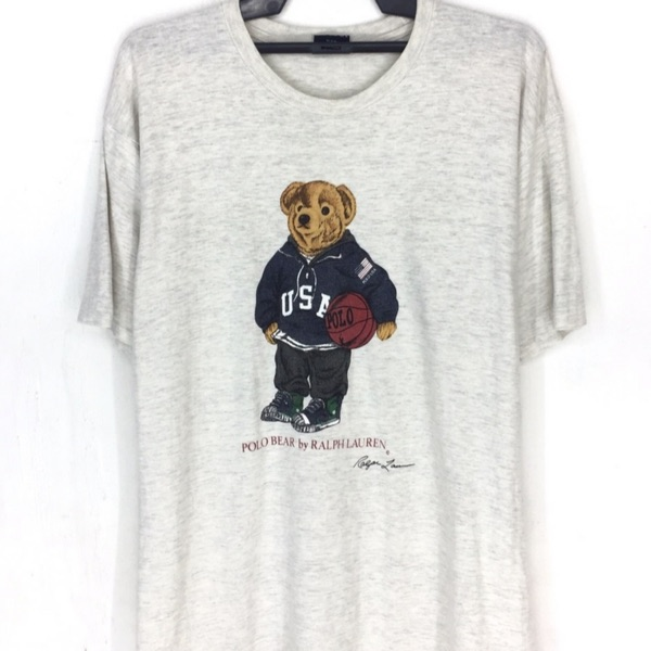 Polo Bear Ralph Lauren Tee