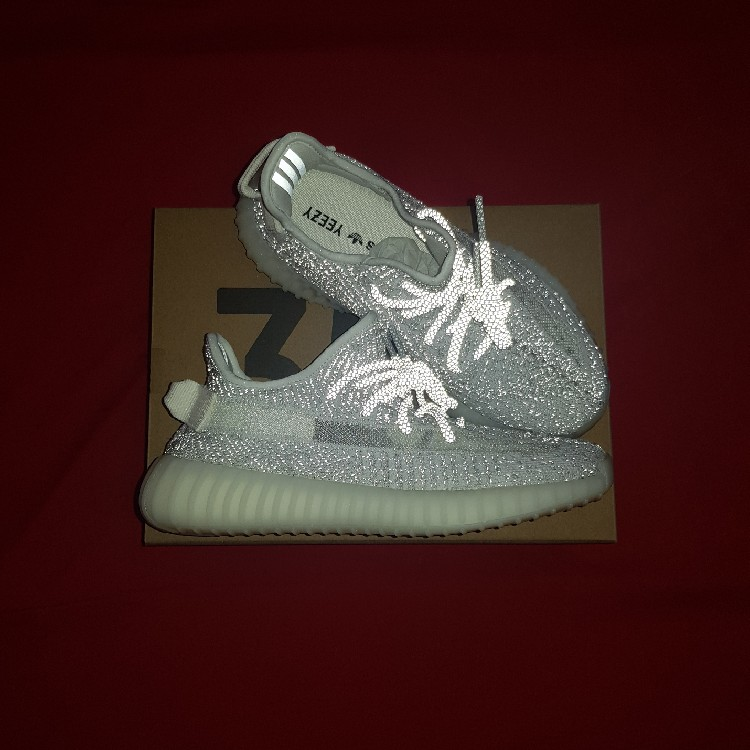 Adidas Yeezy 350 Boost V2 Static Infant White EF2367