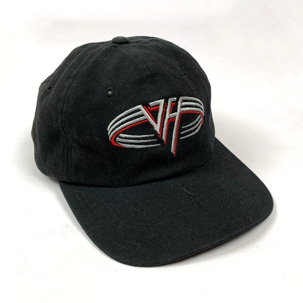 Vintage 90S Van Halen Embroidered Concert Hat