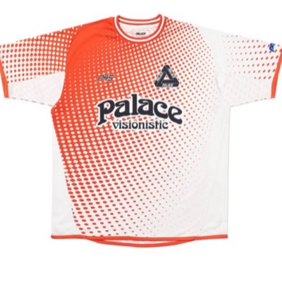 Palace Multi Option Footie Jersey Red