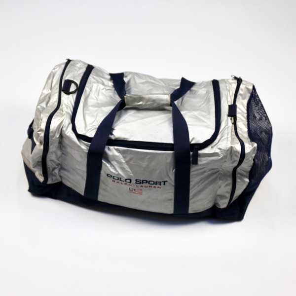 Polo Sport Spell Out Duffle Bag