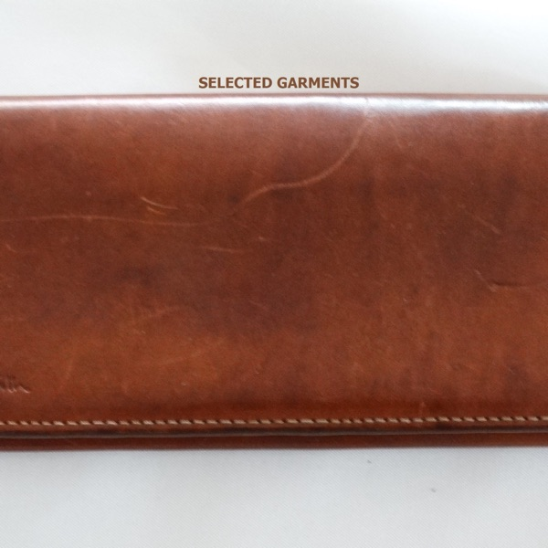 Paul Smith Came Leather Wallet Coins Cards Holder