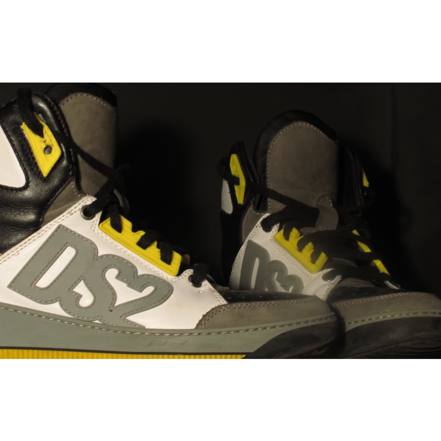 Dsquared2 High Top Sneakers