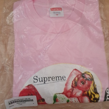 Ss19 Supreme It Gets Better Every Time Tee