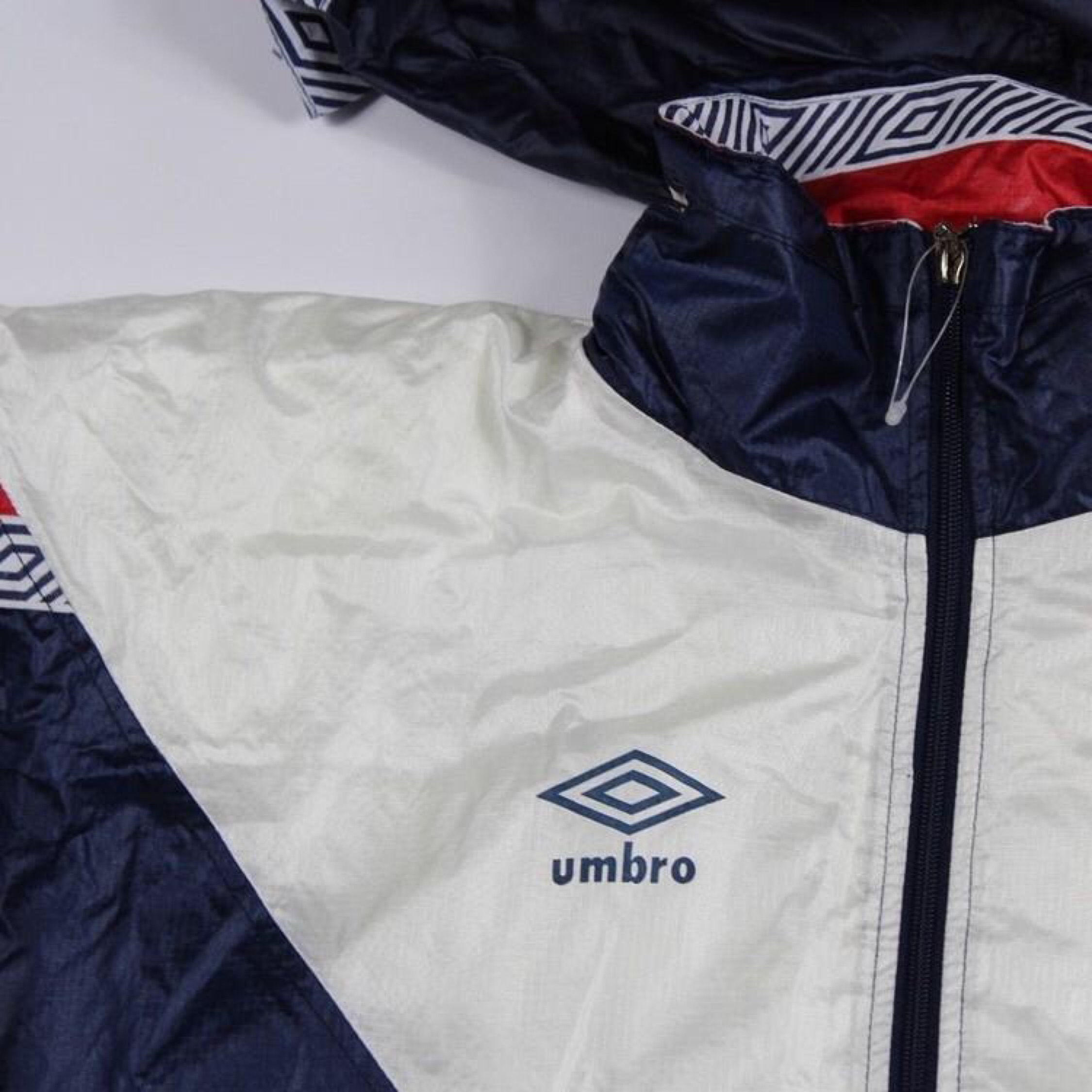 umbro hooded jacket