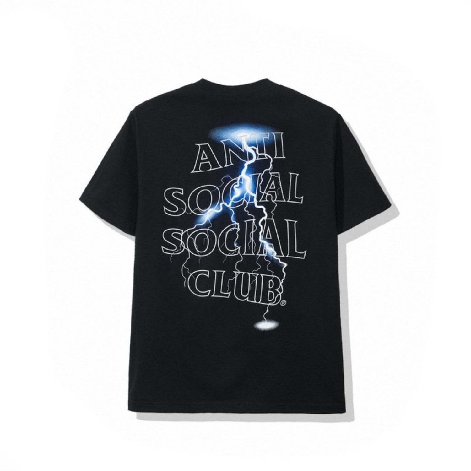 Anti Social Social Club Twister Black Tee