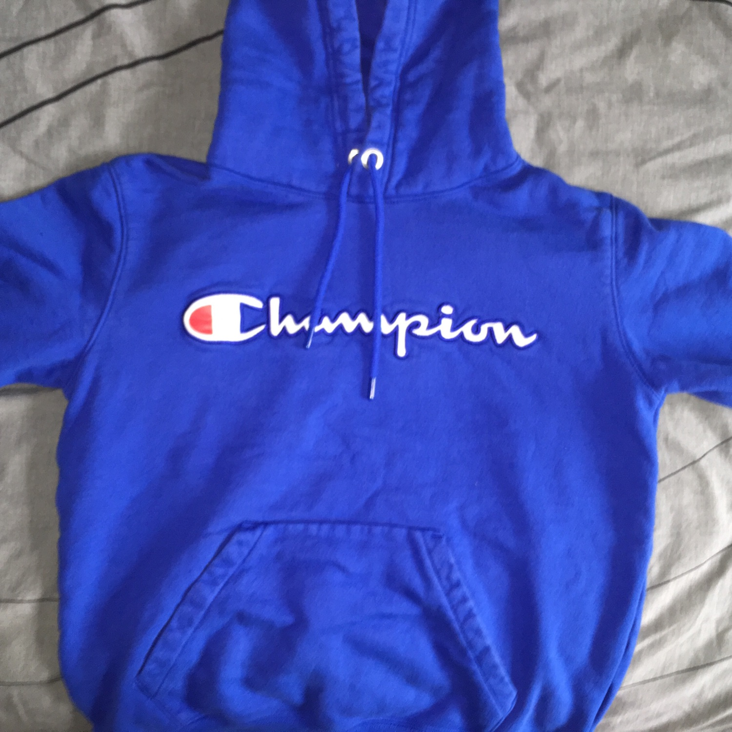 Smallblue Champion Size Hoodie Smallblue Hoodie Size Champion wmnO8vN0