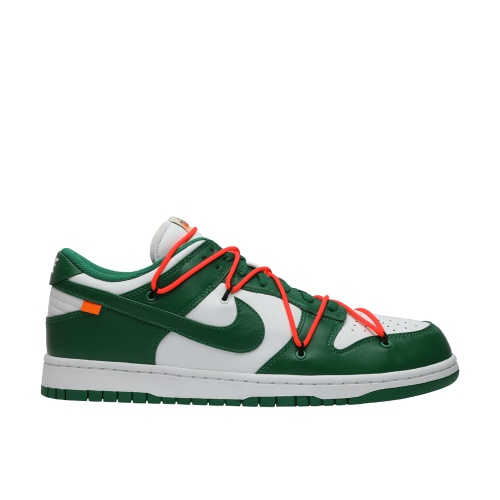 Nike Dunk Low Off-White University Pine Green