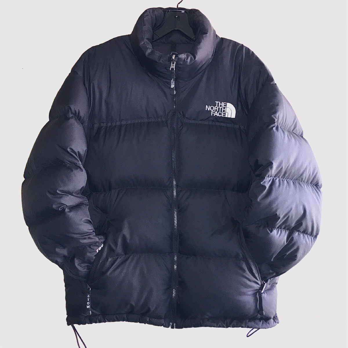 The North Face 700 Nuptse Vintage 90s Puffer: XL