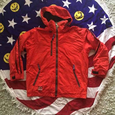 Vintage Ellesse Multi Adventure Gear Jacket