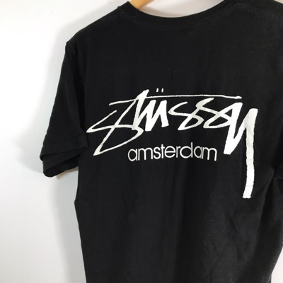 Stussy Amsterdam Exclusive Logo Tee
