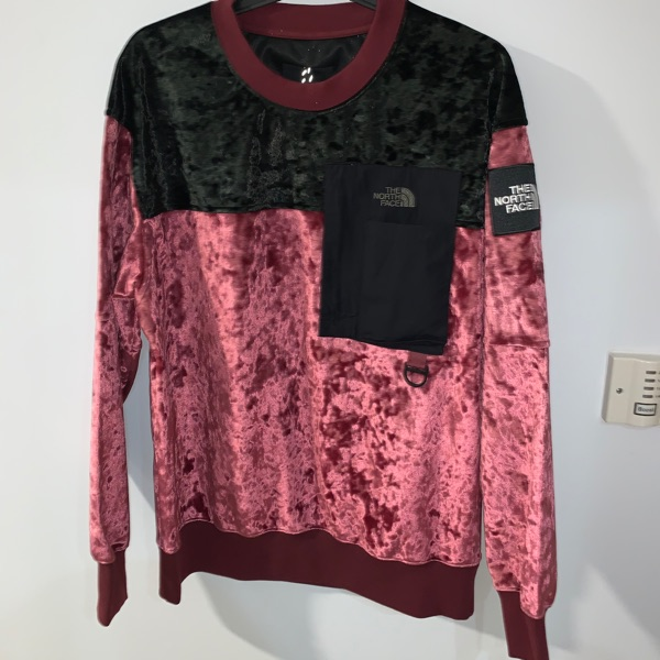 The North Face Black Series Velvet Crew Top