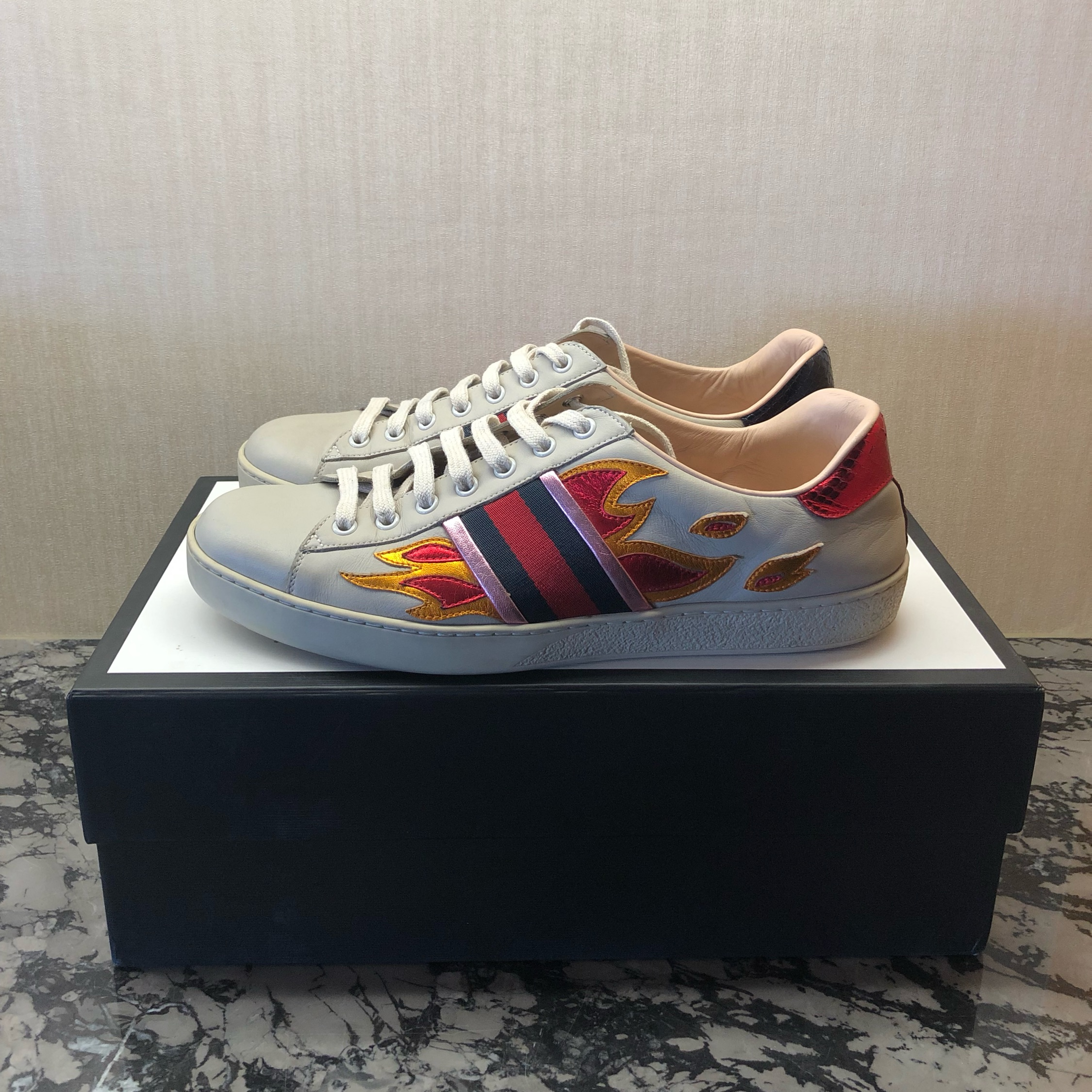 Gucci Ace Flame