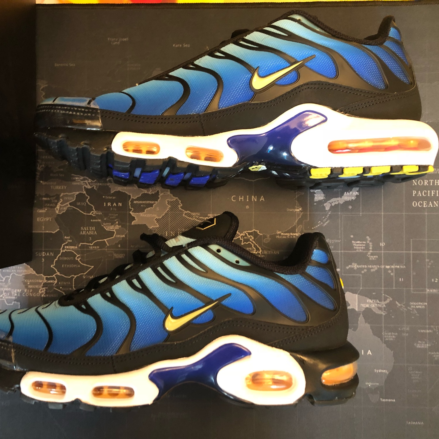 "sports shoes 35258 bdc4e Nike Air Max Plus Tn Og ""Hyperblue"" Size Us10.5"