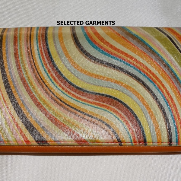Paul Smith Made In Italy Leather Wallet Camel