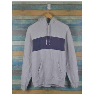 POLO RALPH LAUREN Vintage Polo Pony 90s hoodie sweater Size: US L / EU 52-54 / 3