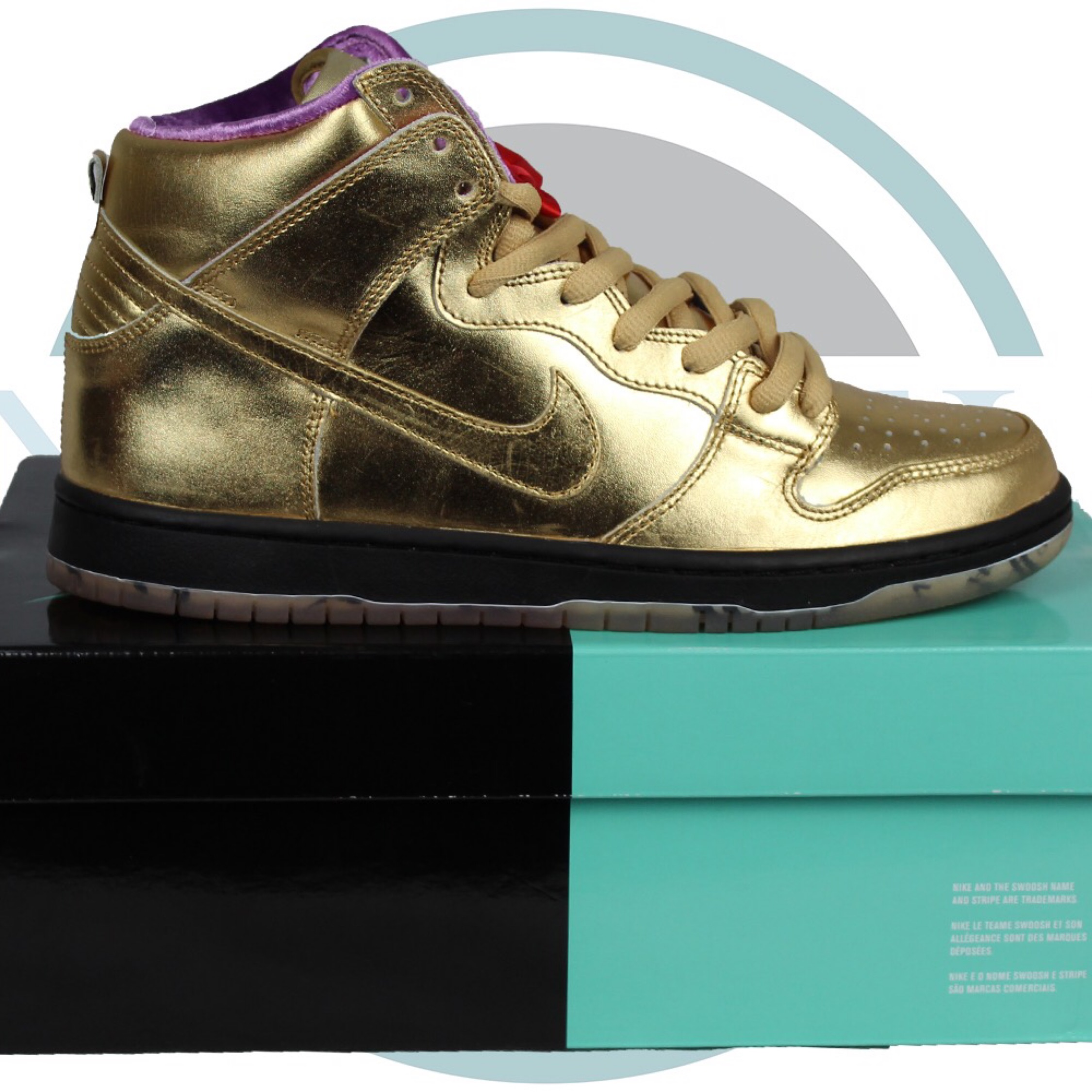 timeless design 39864 766e0 Nike Sb Dunk High Humidity