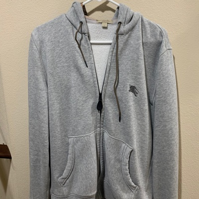Burberry Zip Up