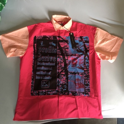 Cav Empt Commodification Short Sleeve Shirt
