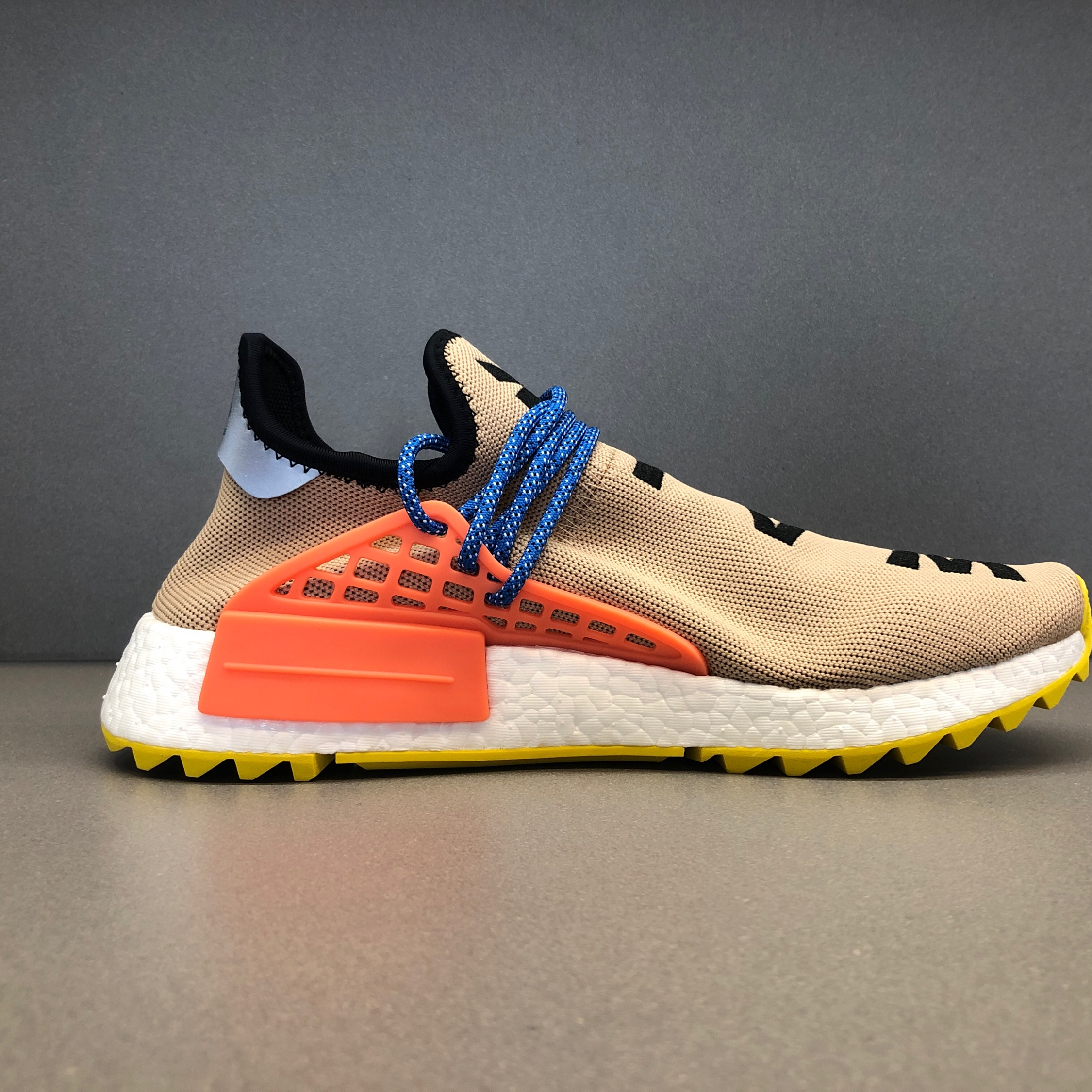 new arrival 78249 a4b46 Adidas Pw Human Race Nmd Tr Pharrell Pale Nude