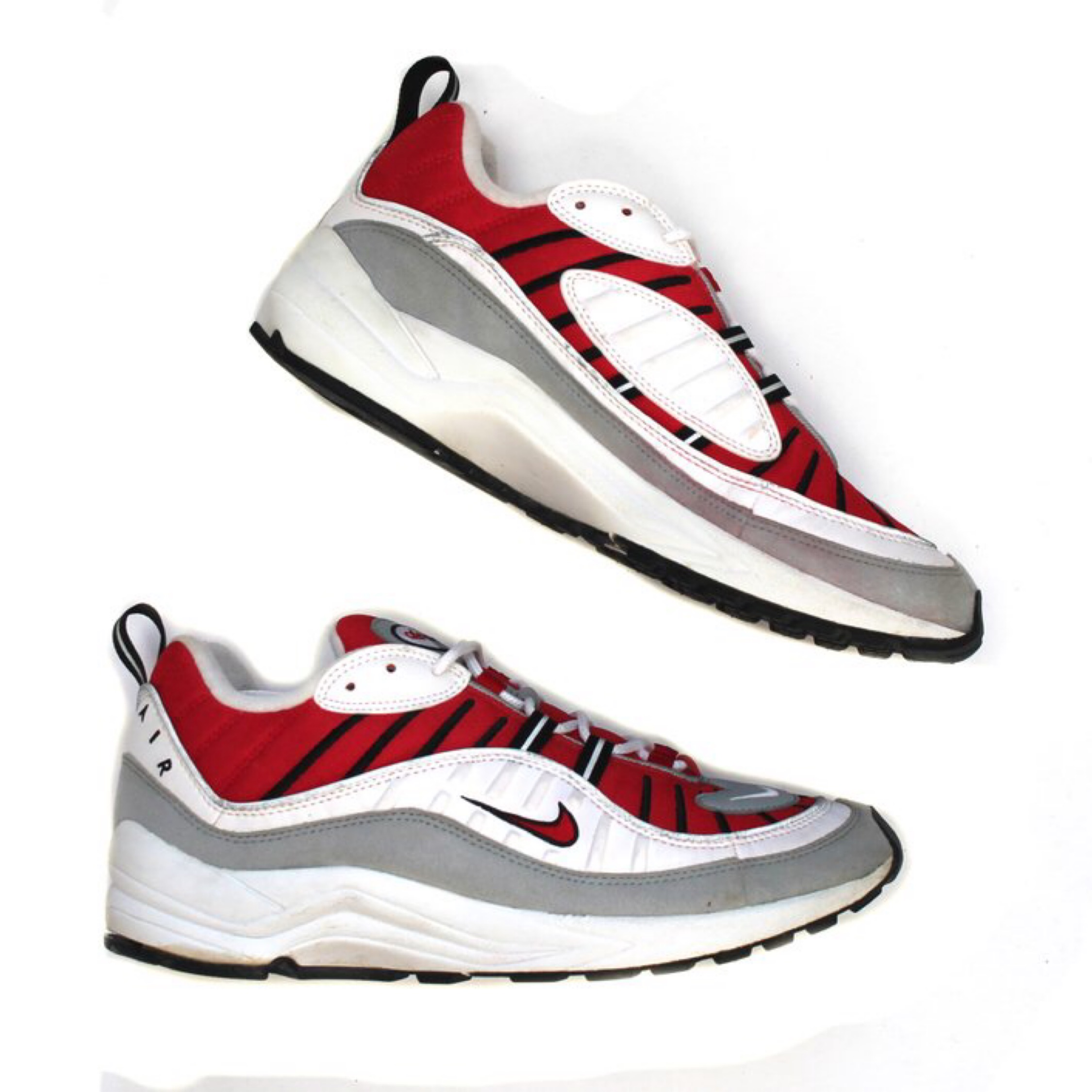 online retailer 23c78 2d670 Nike Air Max 98 Huarache Light Hybrid Uk9.5
