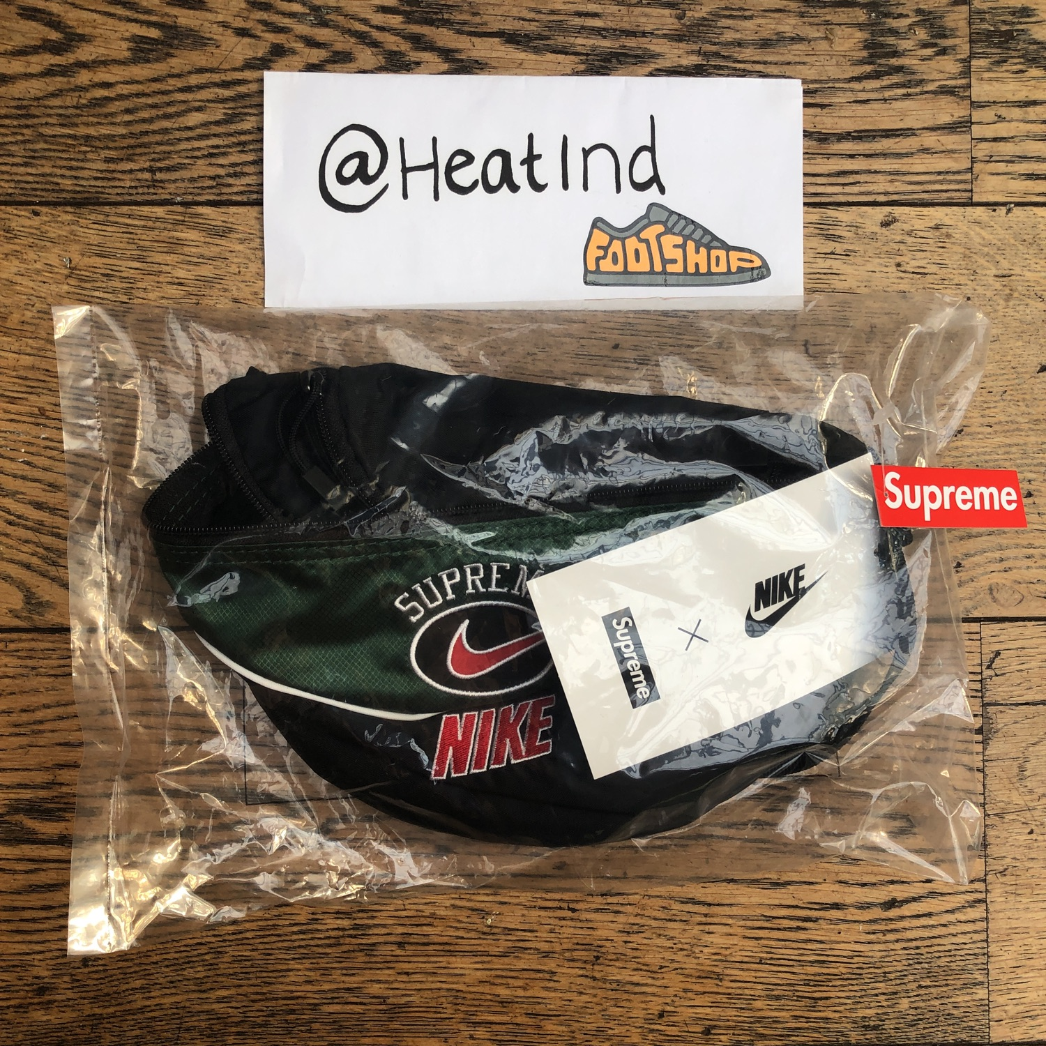 Supreme X Nike Shoulder Bag