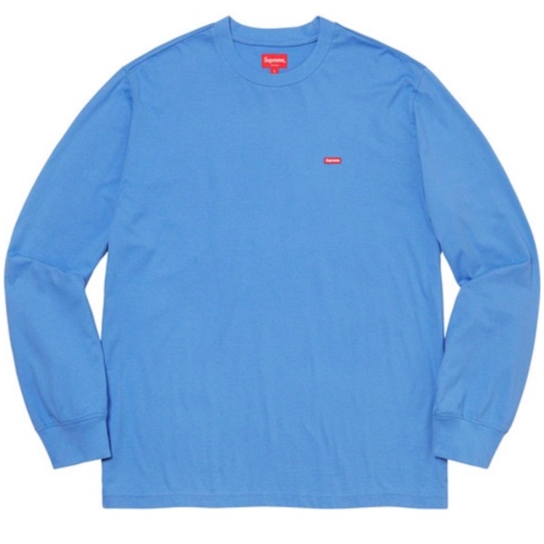 Supreme Ss20 Small Box Logo L/S