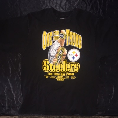 Pittsburgh Steelers Reebok Graphic T-Shirt