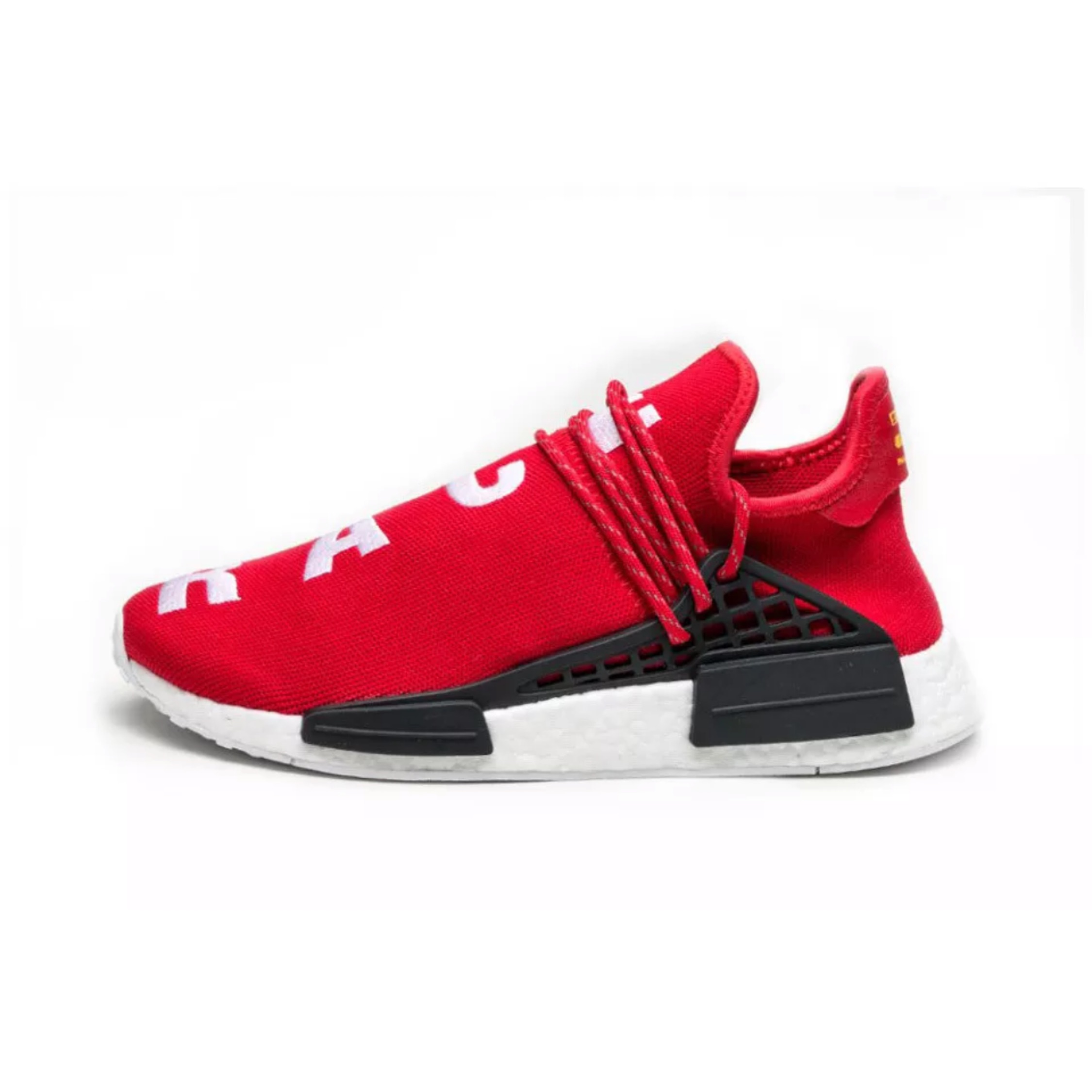 Adidas Nmd Human Race Scarlet Red White