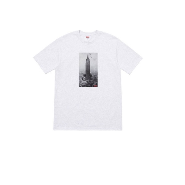Supreme Mike Kelley The Empire State Building Tee