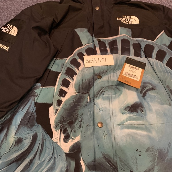 Supreme X The North Face Statue Liberty Jacket