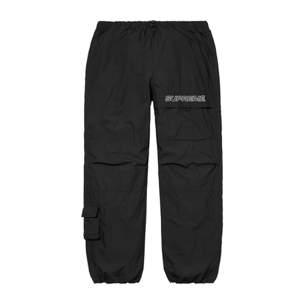 Supreme Cotton Cinch Pant Black
