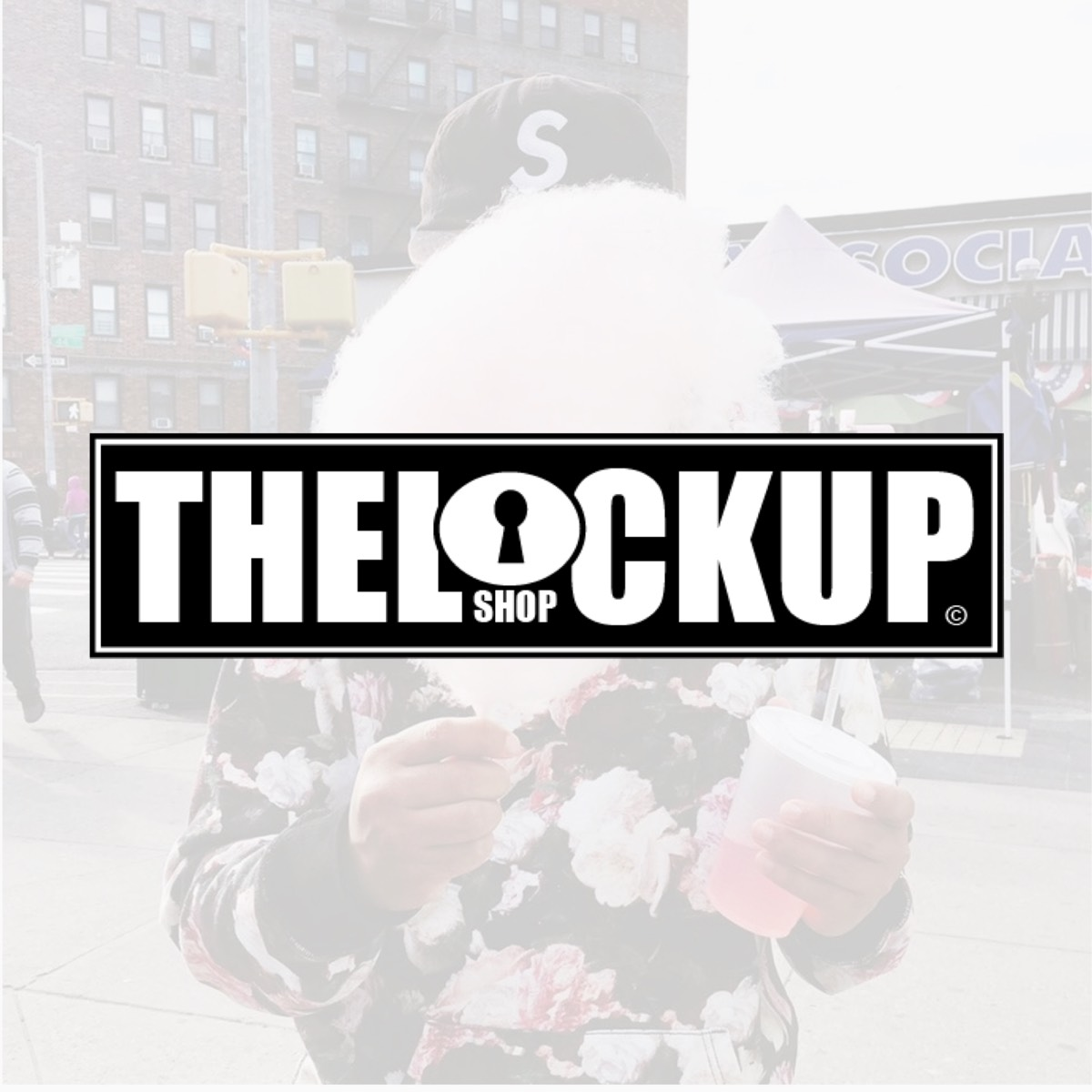 Bump profile picture for @thelockupshop