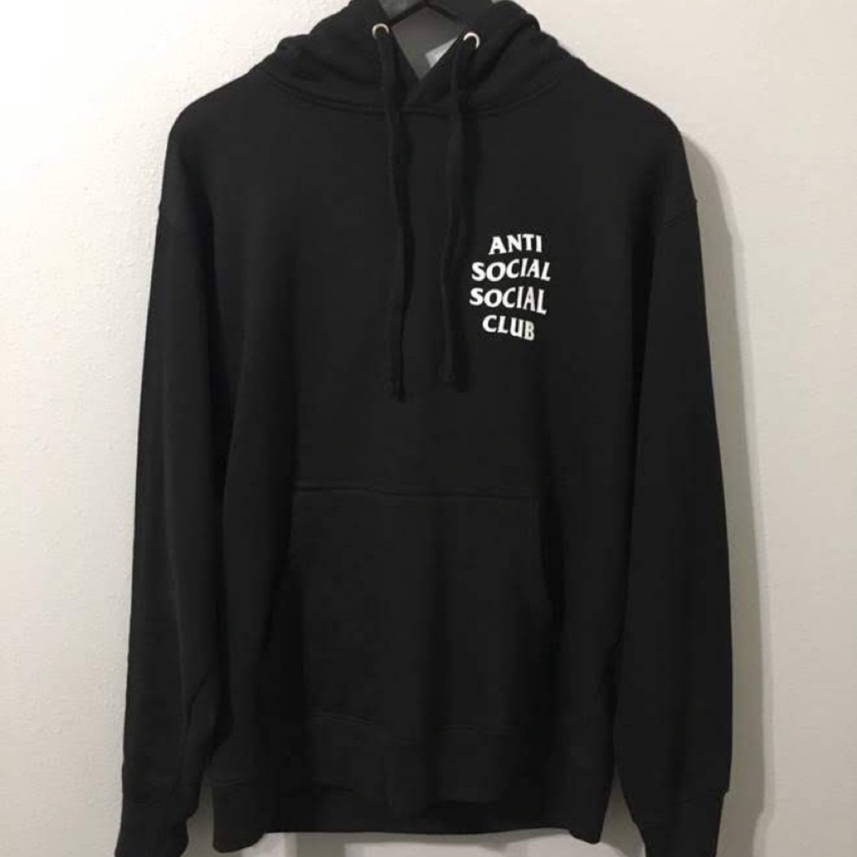 Assc Mind Games Black Hoodie Large