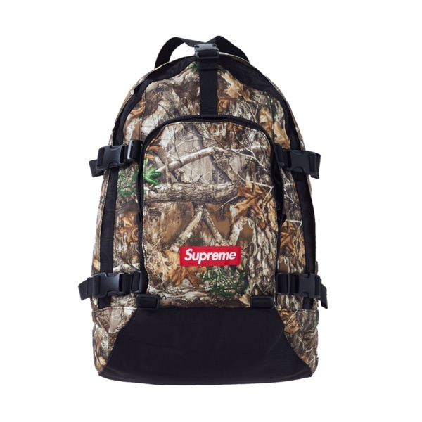 Supreme Fw19 Backpack Camo In Hand