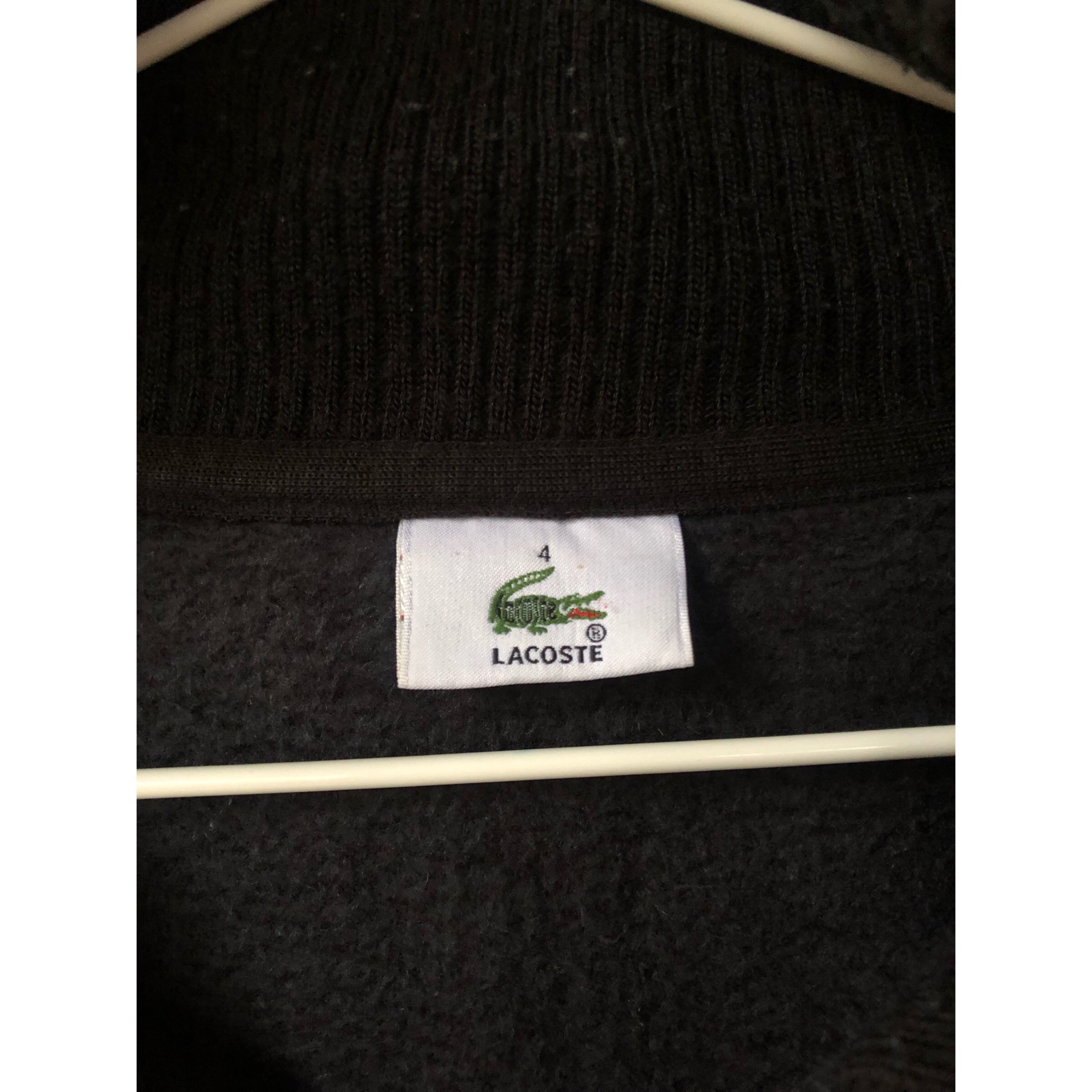 well known great prices top design Rare Vintage Lacoste Made In Japan Sweatshirt