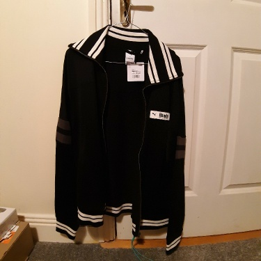 PUMA X RHUDE TRACK Top Size Medium