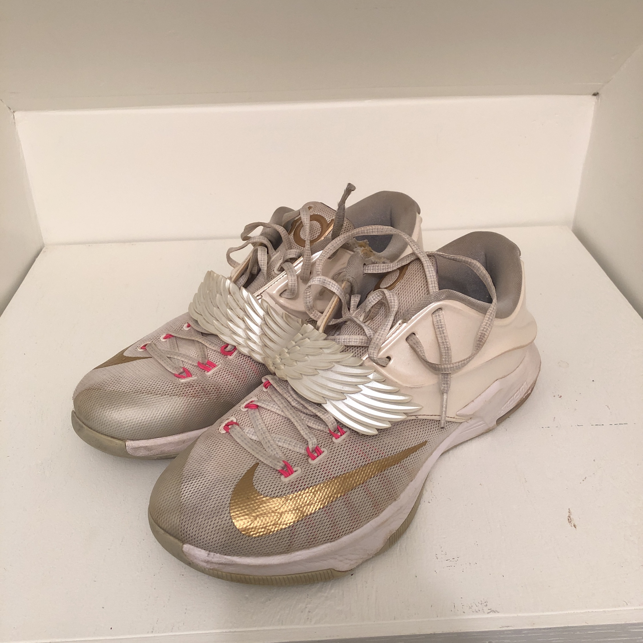 best sneakers 5a2ae b9735 Kd 7 Aunt Pearl