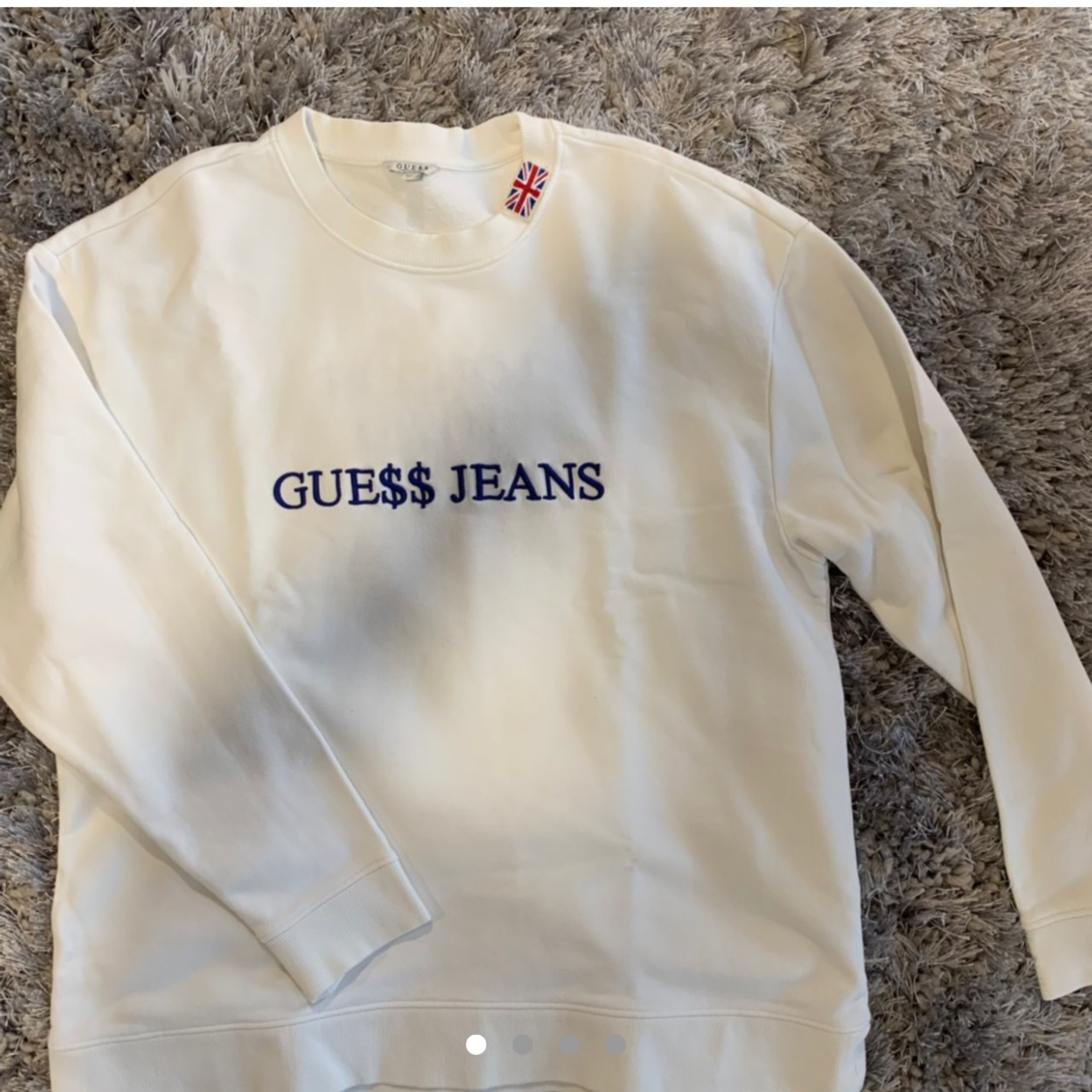 EXCLUSIVE Guess x Asap Rocky London Town Sweater, Men's