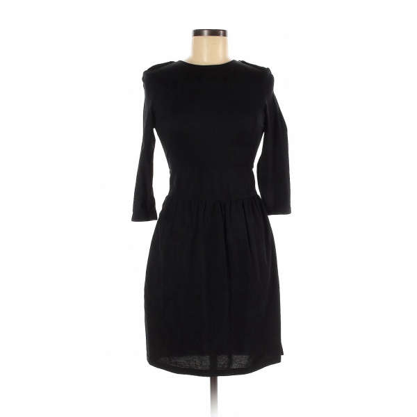 Burberry Brit Women Black Casual Dress 6