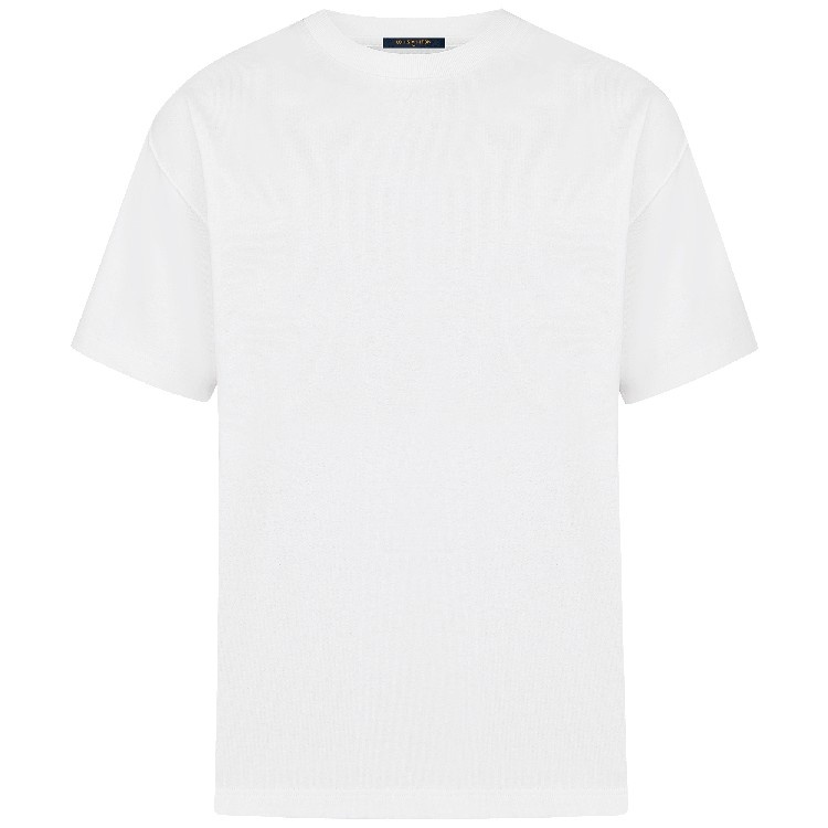 Louos Vuitton T-shirt INSIDE OUT White