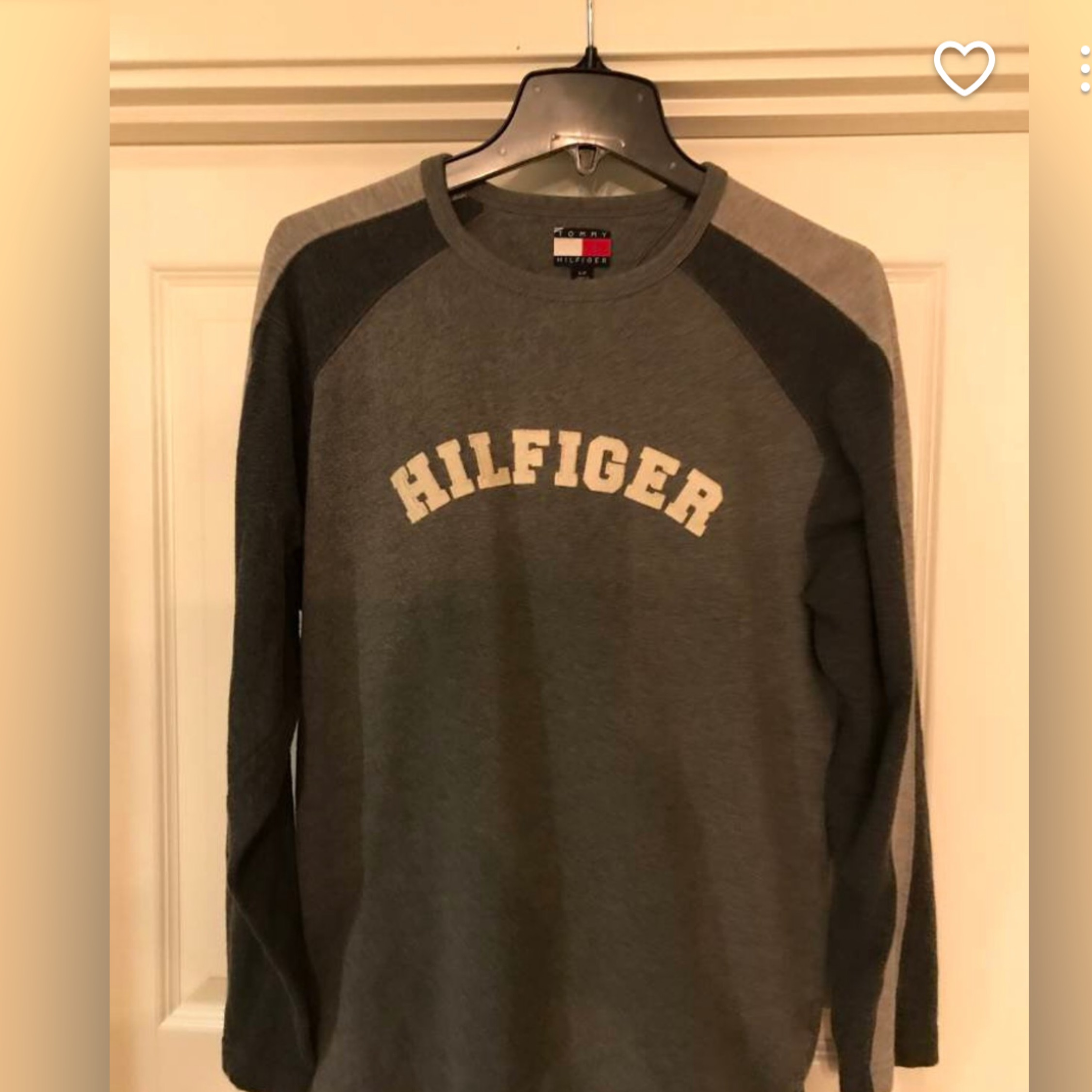 b337953b9 Vintage Tommy Hilfiger Long Sleeve Shirt