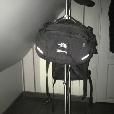 Supreme Bag Black