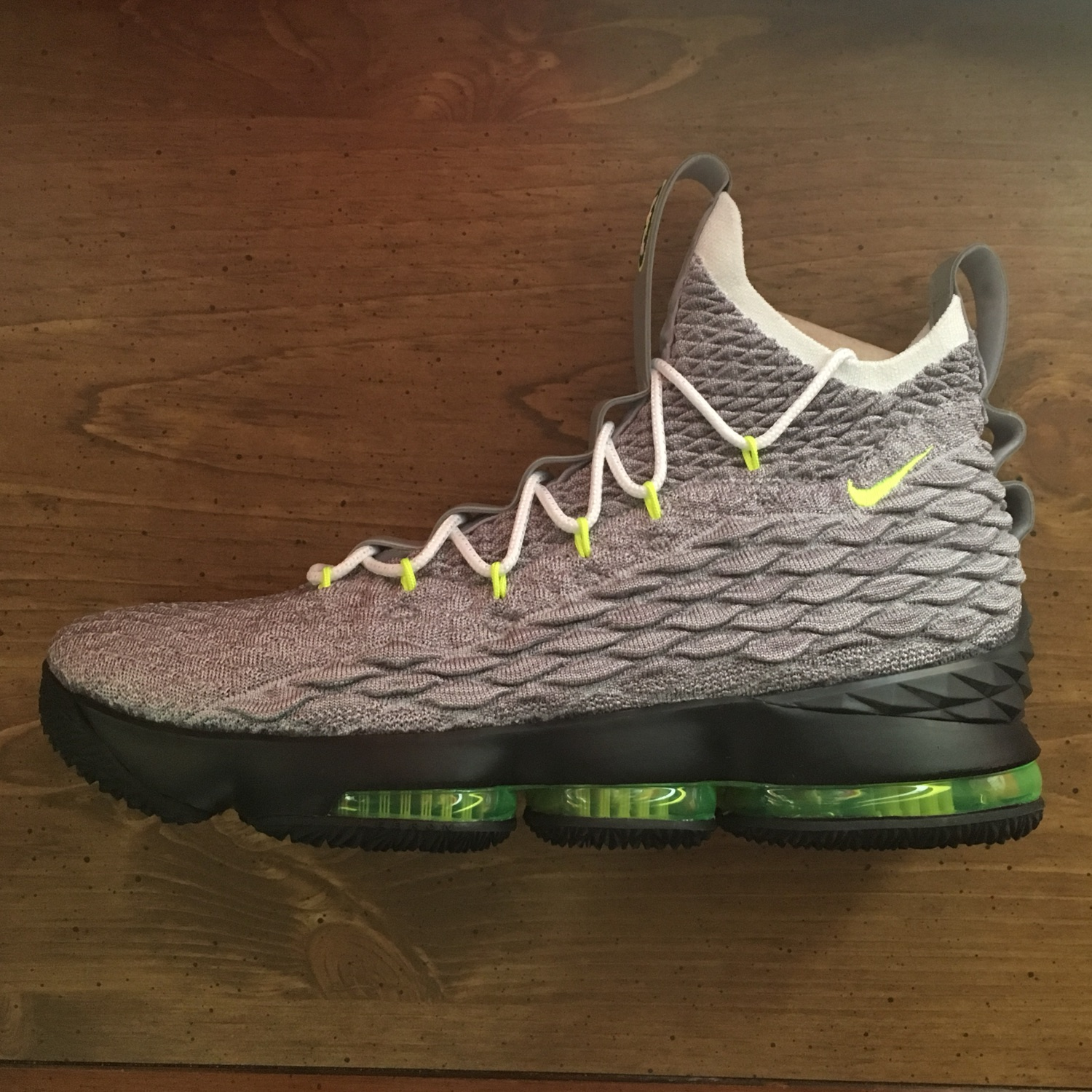 "pretty nice 7d442 bb1d5 Lebron 15 ""Air Max 95"""