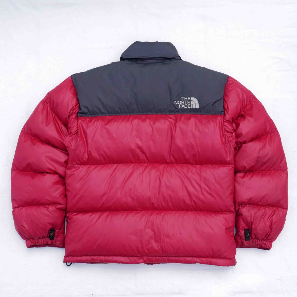 THE NORTH FACE NUPTSE PUFFER JACKET