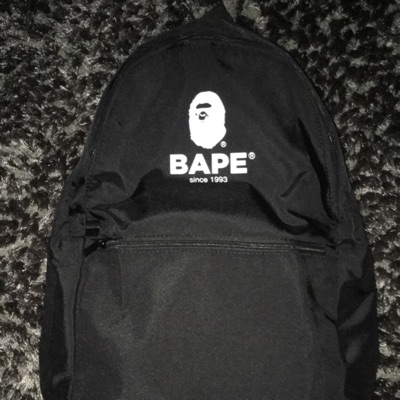 Bape A Bathing Ape Backpack