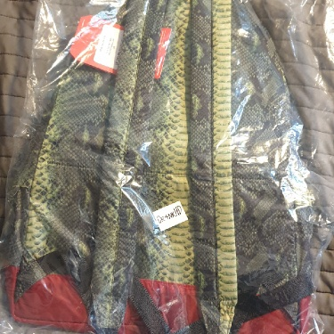 Supreme/The North Face Snakeskin Lightweight Day Pack