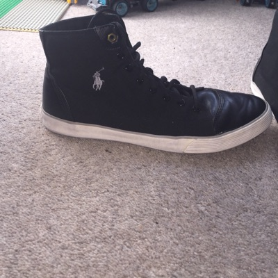 Ralph Lauren Men High Tops