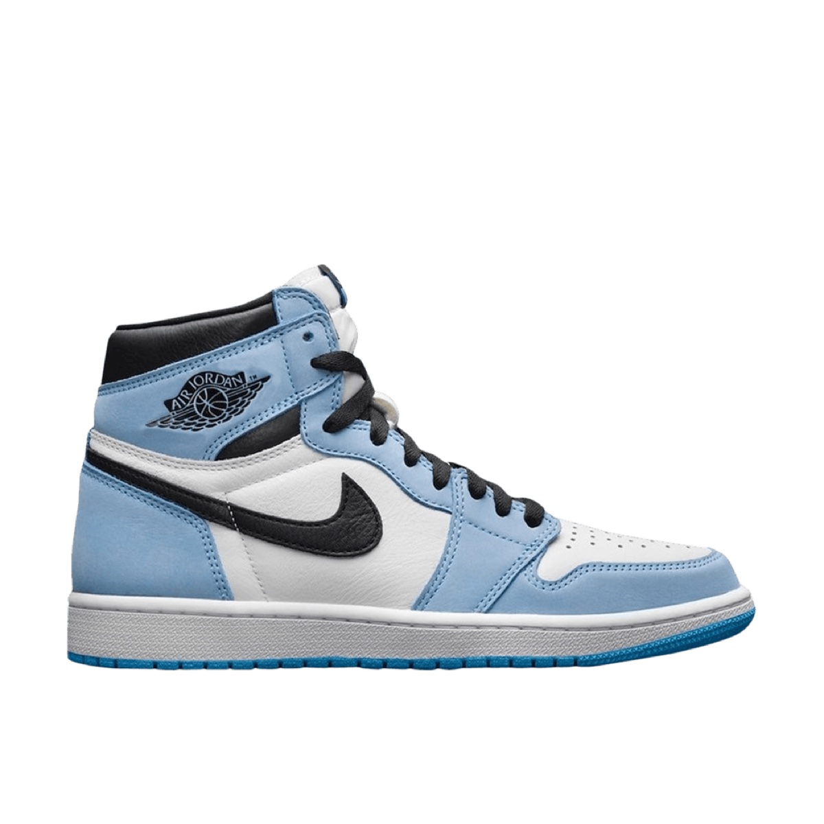 Jordan 1 Retro High White University Blue