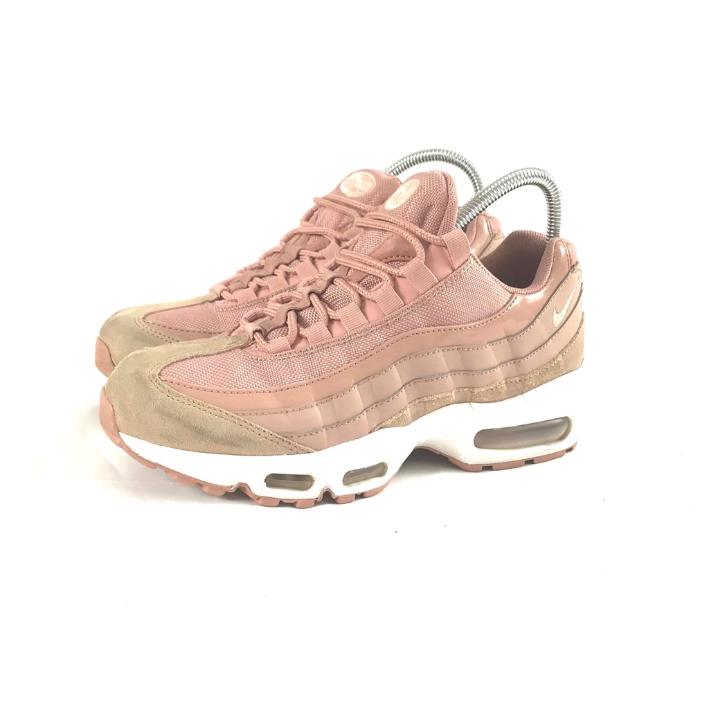 Nike air max 95 particle pink size 5